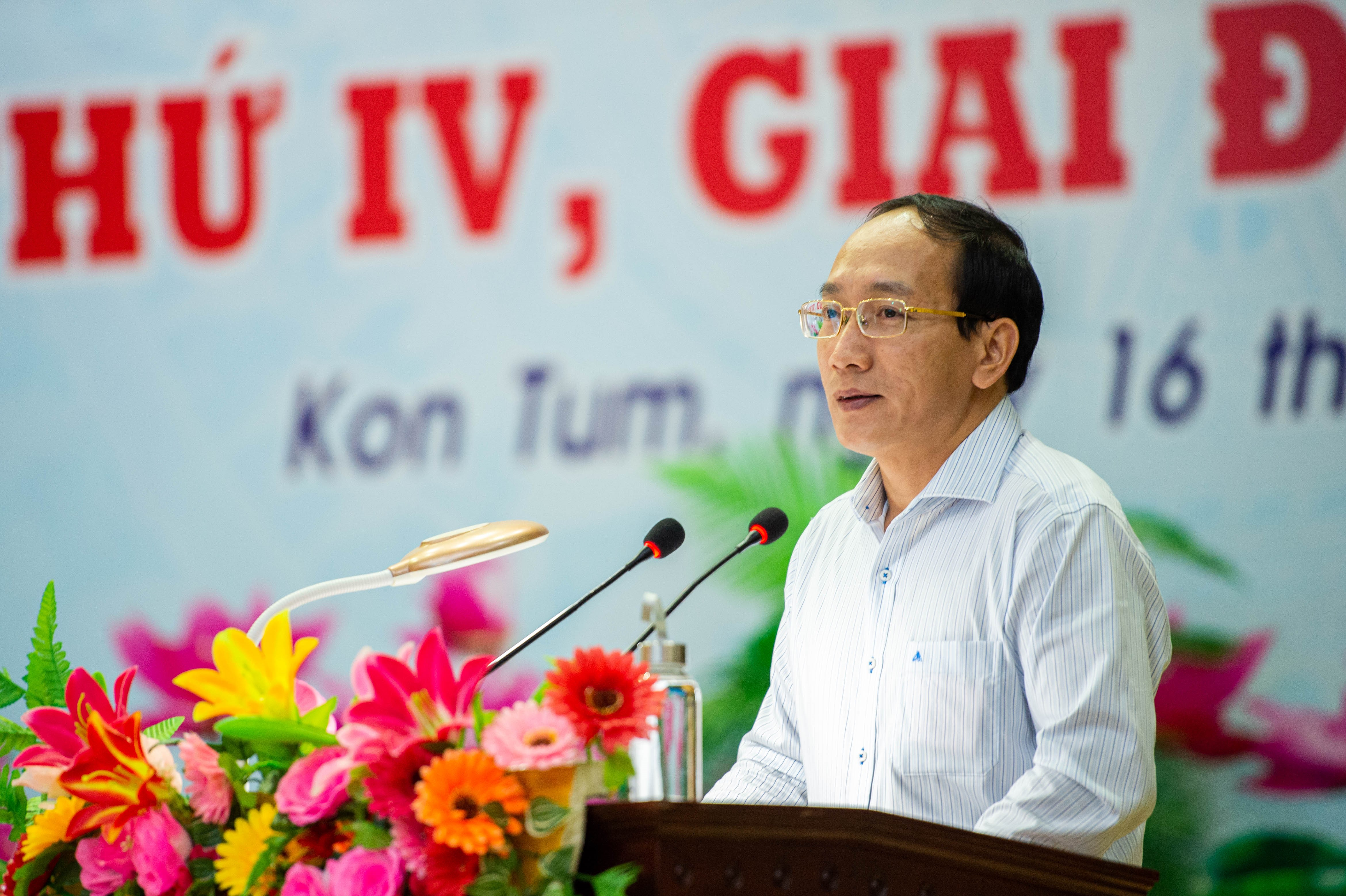 Đc Phạm Thanh Hà phát biểu chỉ đạo